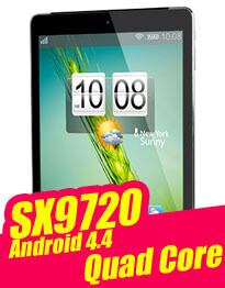 SX9720 Tablet PC